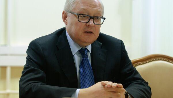 Sergei Ryabkov - Sputnik Italia