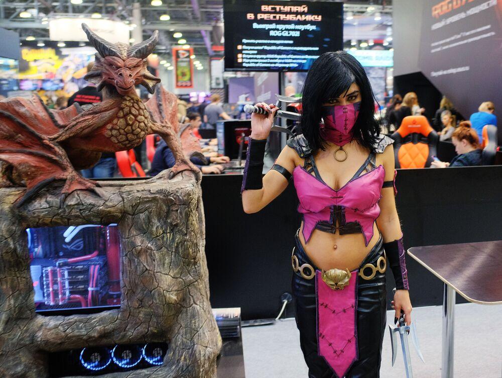 Comic Con Russia.