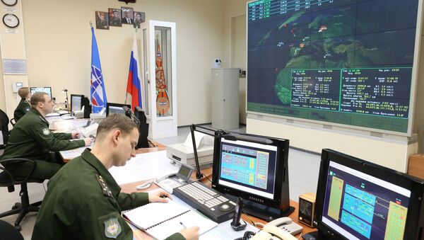 The operations control room of the Voronezh radar, a Russian over-the-horizon early warning highly-prefabricated radar station - Sputnik Italia