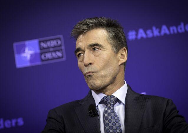 Ex segretario generale della NATO Anders Fogh Rasmussen