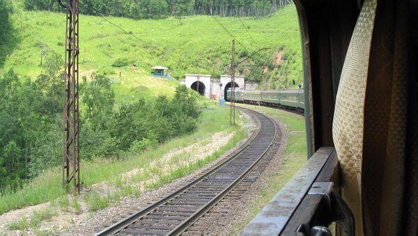 Ferrovia Transiberiana - Sputnik Italia