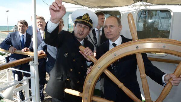 Vladimir Putin compie 64 anni. - Sputnik Italia