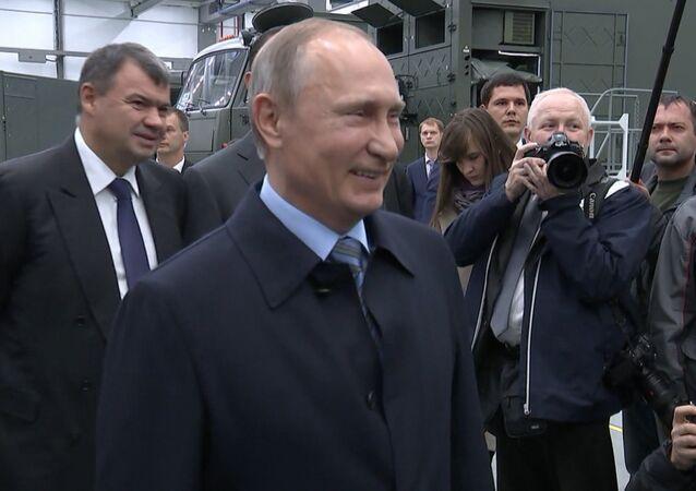 Il 7 ottobre Vladimir Putin festeggia il suo compleanno