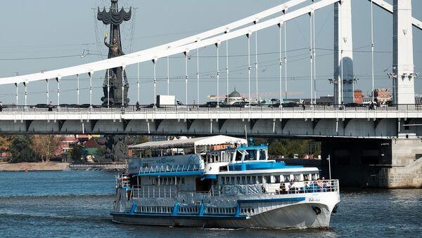 Ponte Krymskij, Mosca - Sputnik Italia