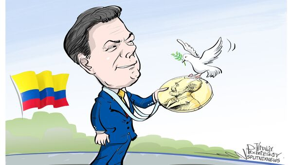 Premio Nobel per la pace - Sputnik Italia