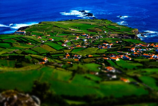 L'isola Flores in Portogallo - Sputnik Italia