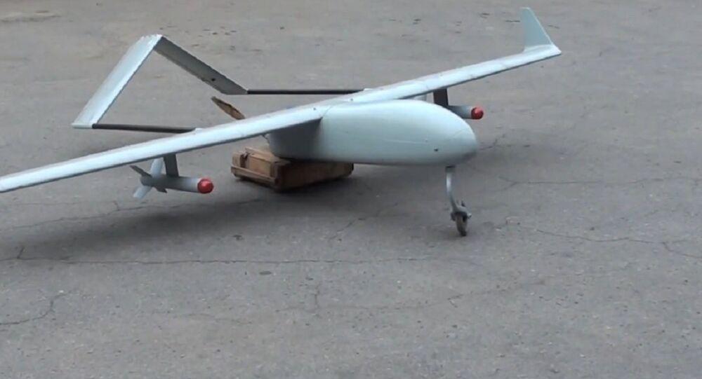 Drone ucraino