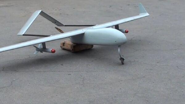 Drone ucraino - Sputnik Italia