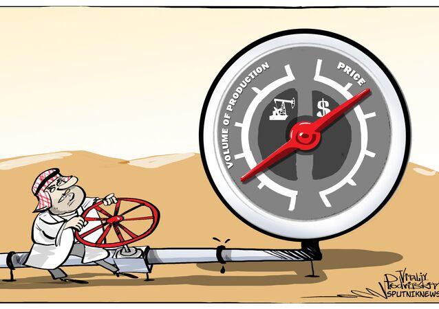 Petrolio: volume e prezzi