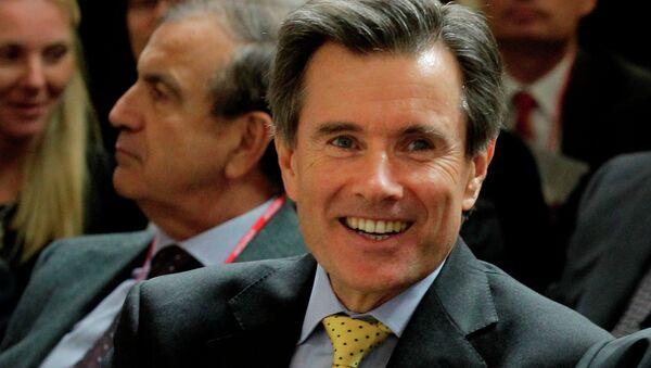 L'ex capo del MI6 Sir John Sawers - Sputnik Italia