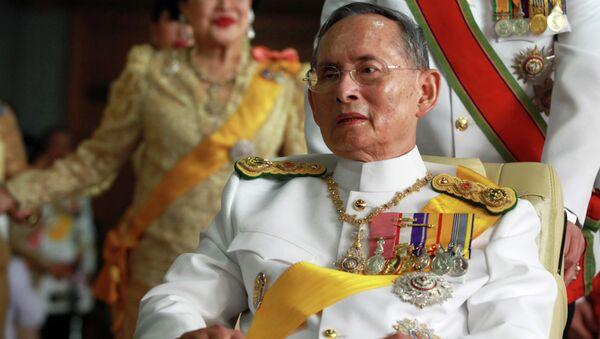 Thailand's King Bhumibol Adulyadej - Sputnik Italia