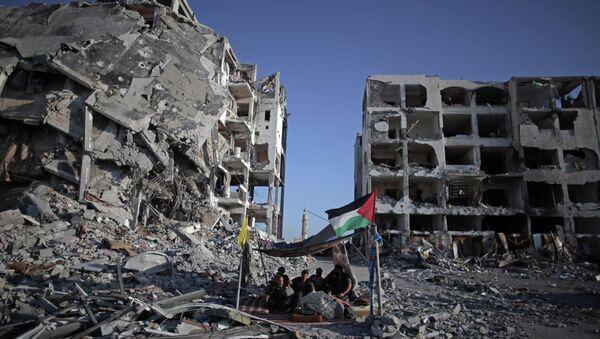 I palestinesi in Gaza - Sputnik Italia