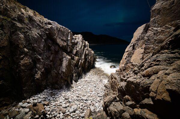 La costa vicino al villaggio di Teriberka. - Sputnik Italia