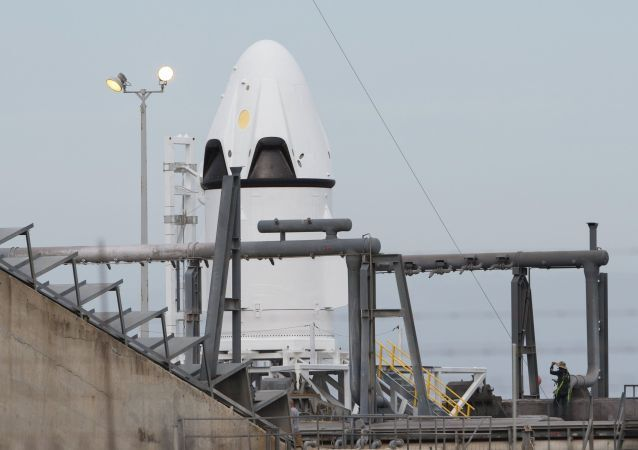 Cape Canaveral, navetta SpaceX Dragon pronta per essere lanciata