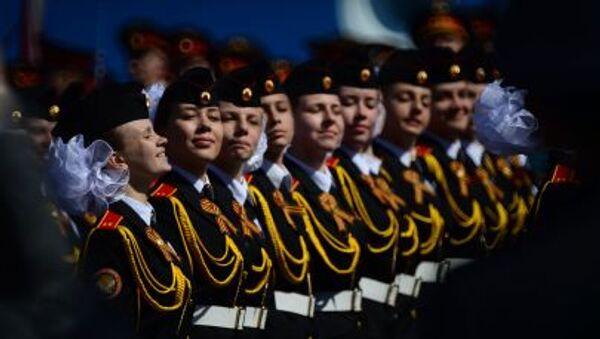 Prova Generale della Parata della Vittoria. - Sputnik Italia