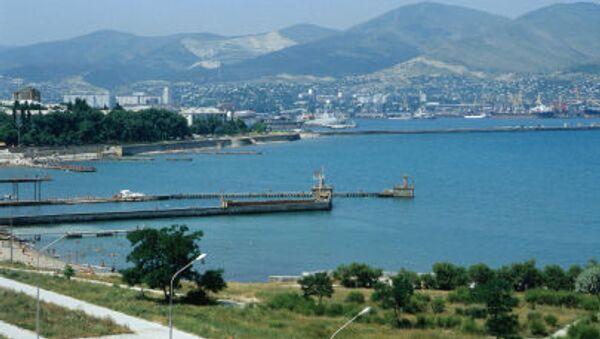 Порт в Новороссийске - Sputnik Italia