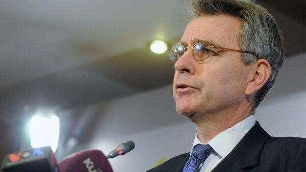 Geoffrey Pyatt, Ambasciatore USA in Ucraina - Sputnik Italia