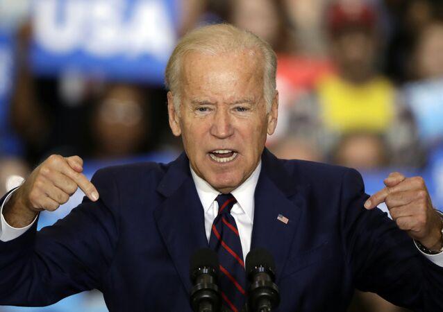 Joe Biden (foto d'archivio)