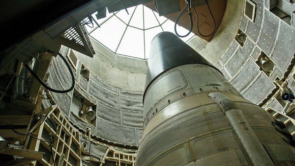 Un missile balistico intercontinentale USA Titan 2 - Sputnik Italia