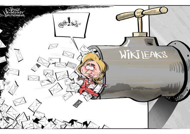 Hillary Clinton Wikileaks