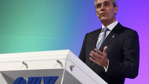 Der Präsident der Russisch-Deutschen-Außenhandelskammer, Rainer Seele - Sputnik Italia