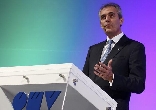 Rainer Seele, direttore esecutivo OMV
