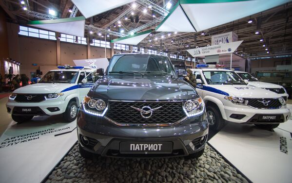 Interpolitech 2016 - Sputnik Italia