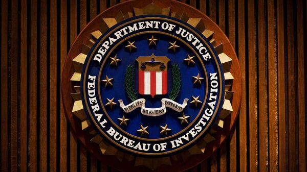 Emblema dell'FBI - Sputnik Italia