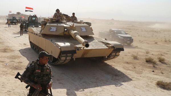 Forze irachene nei pressi di Mosul - Sputnik Italia
