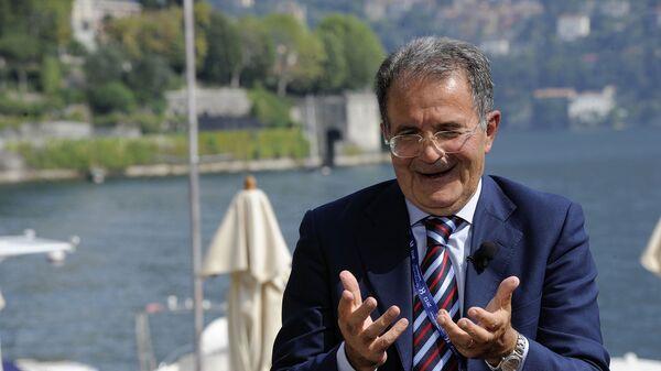 Ex presidente del Consiglio italiano Romano Prodi - Sputnik Italia