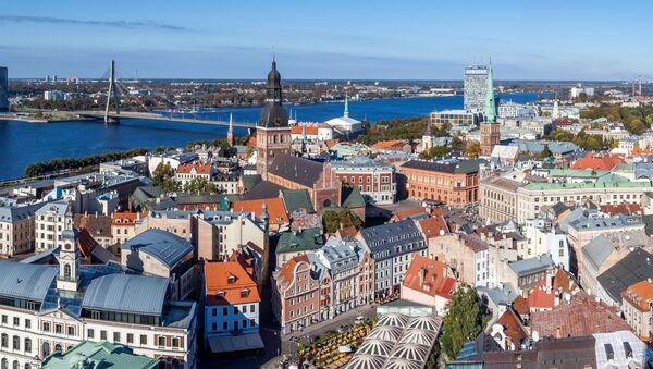 Una vista di Riga - Sputnik Italia