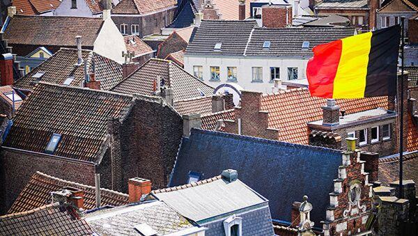 La bandiera belga - Sputnik Italia