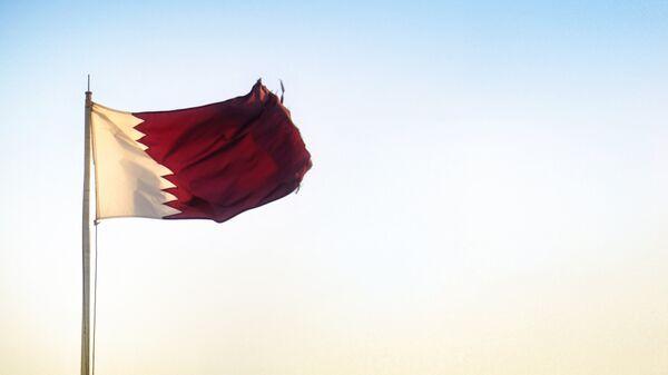 Bandiera del Qatar - Sputnik Italia