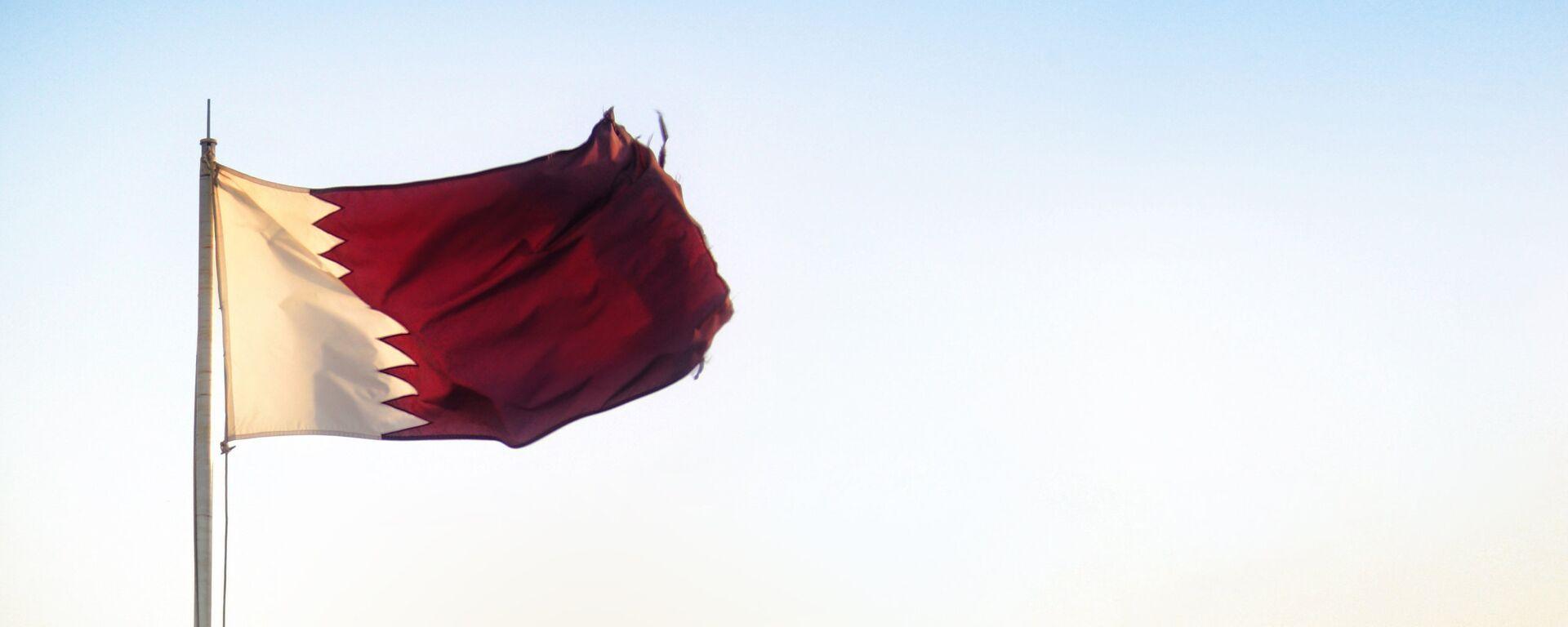 Bandiera del Qatar - Sputnik Italia, 1920, 07.06.2021
