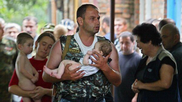La strage di Beslan - Sputnik Italia