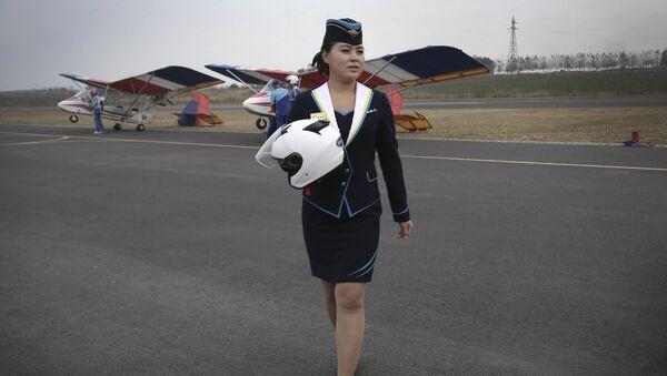 Volti e scene di vita quotidiana a Pyongyang - Sputnik Italia