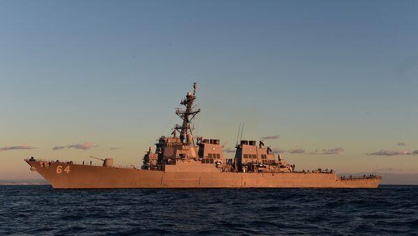 USS Carney - Sputnik Italia