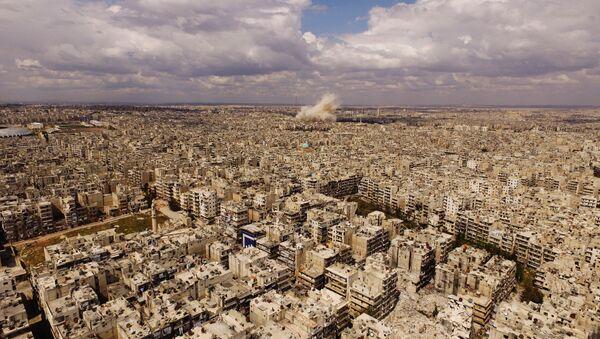 Aleppo - Sputnik Italia