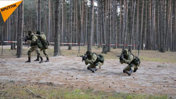 Le forze speciali russe - Sputnik Italia