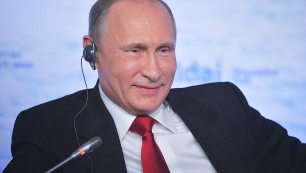 LIVE: L'Intervento di Vladimir Putin alla sessione finale del Club Valdai a Sochi - Sputnik Italia
