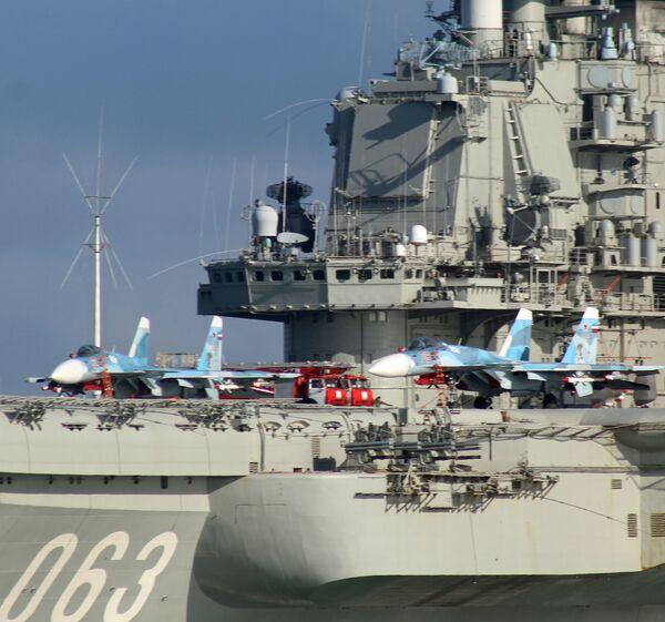 La flotta russa del Nord nel canale della Manica - Sputnik Italia