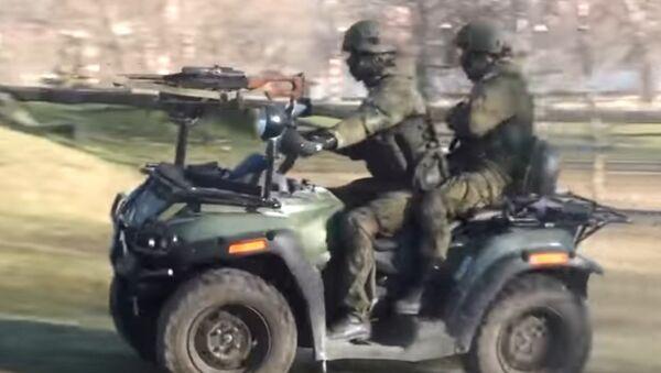 Esercitazioni antiterrorostiche in Russia - Sputnik Italia