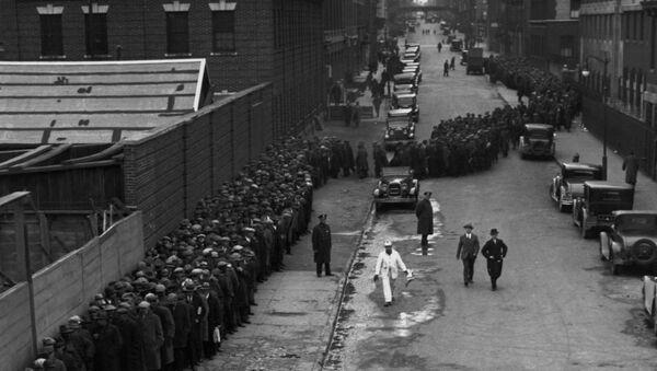Depressione del 1929 - Sputnik Italia