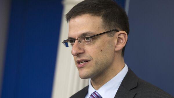 Treasury Undersecretary for Terrorism and Financial Intelligence Adam Szubin (File) - Sputnik Italia