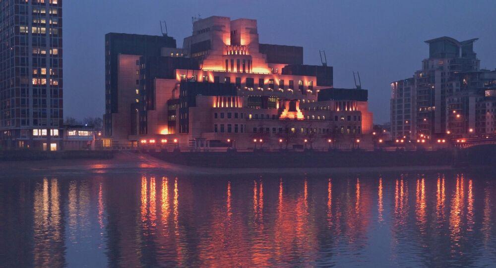 quartier generale MI5