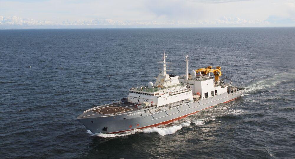 Nave soccorso Igor Belousov, classe Delfin