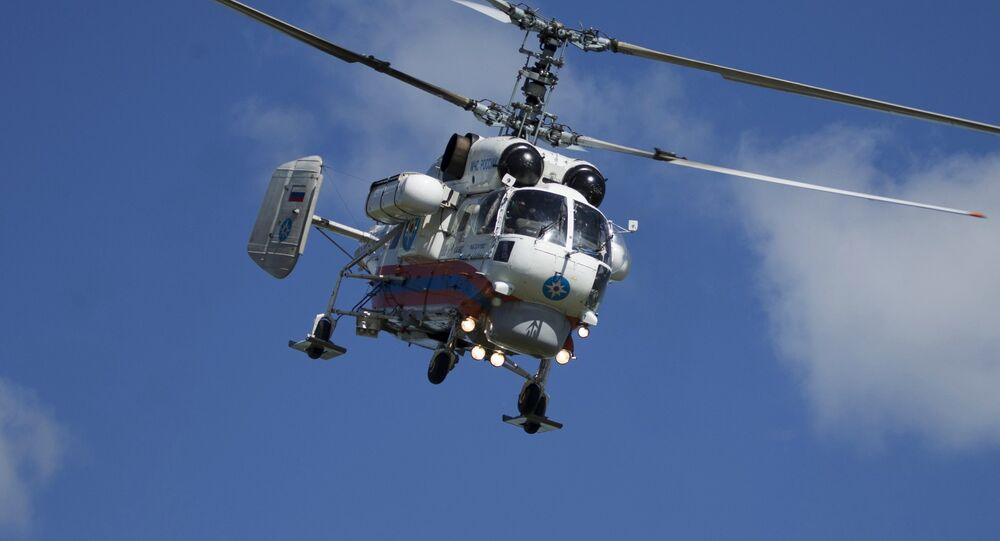 Elicottero Ka-32