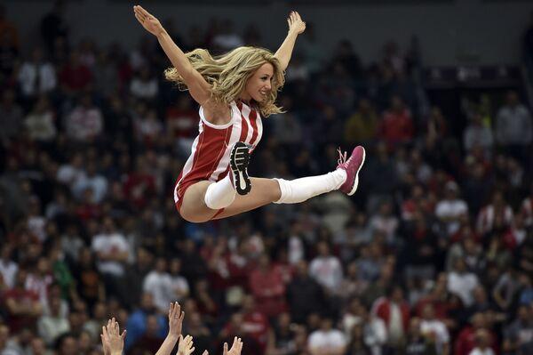 Cheerleader da tutti gli USA e non solo - Sputnik Italia