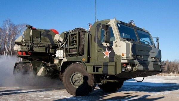 ЗРК С-500 Прометей - Sputnik Italia