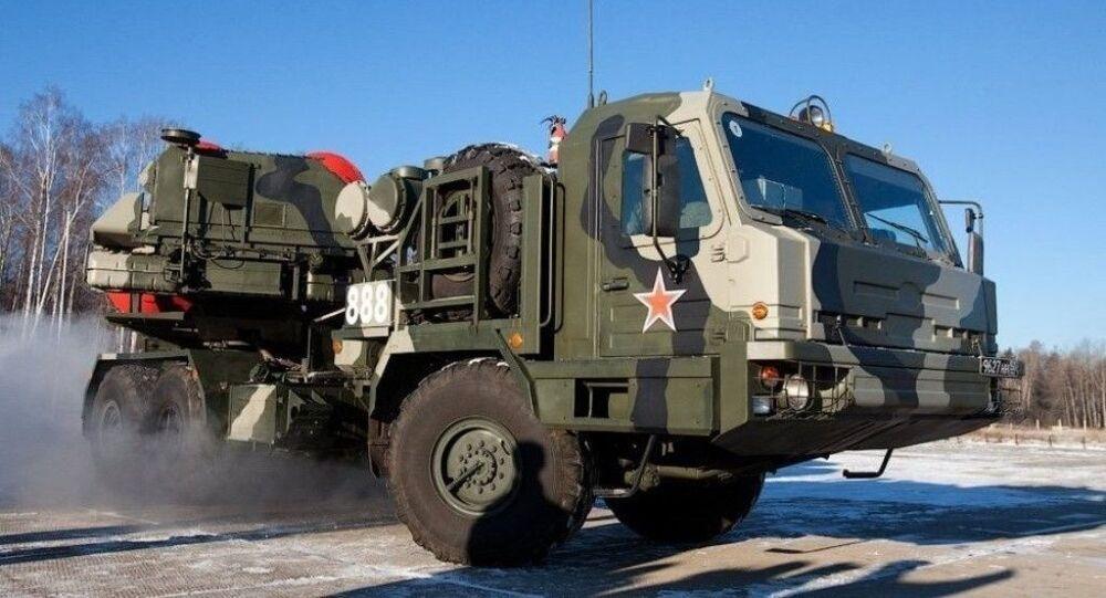 S-500 (foto d'archivio)